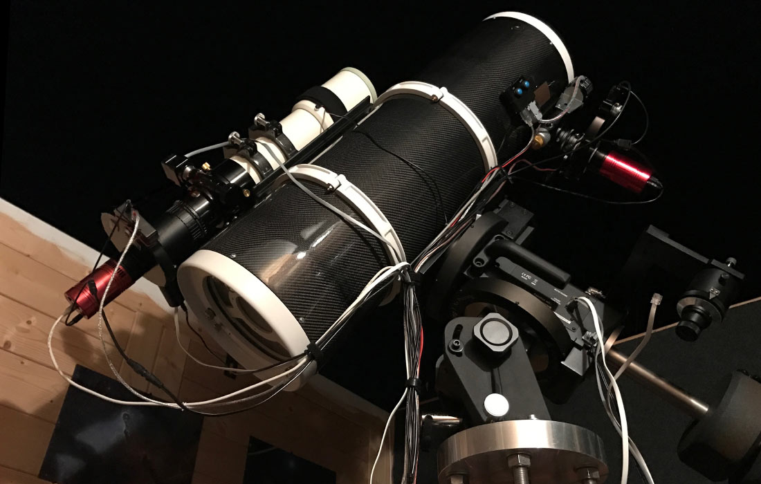 Meade sn schmidt newton ota teleskop ebay