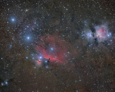 M42 Orion Belt