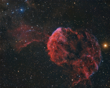 IC 443 - Quallennebel